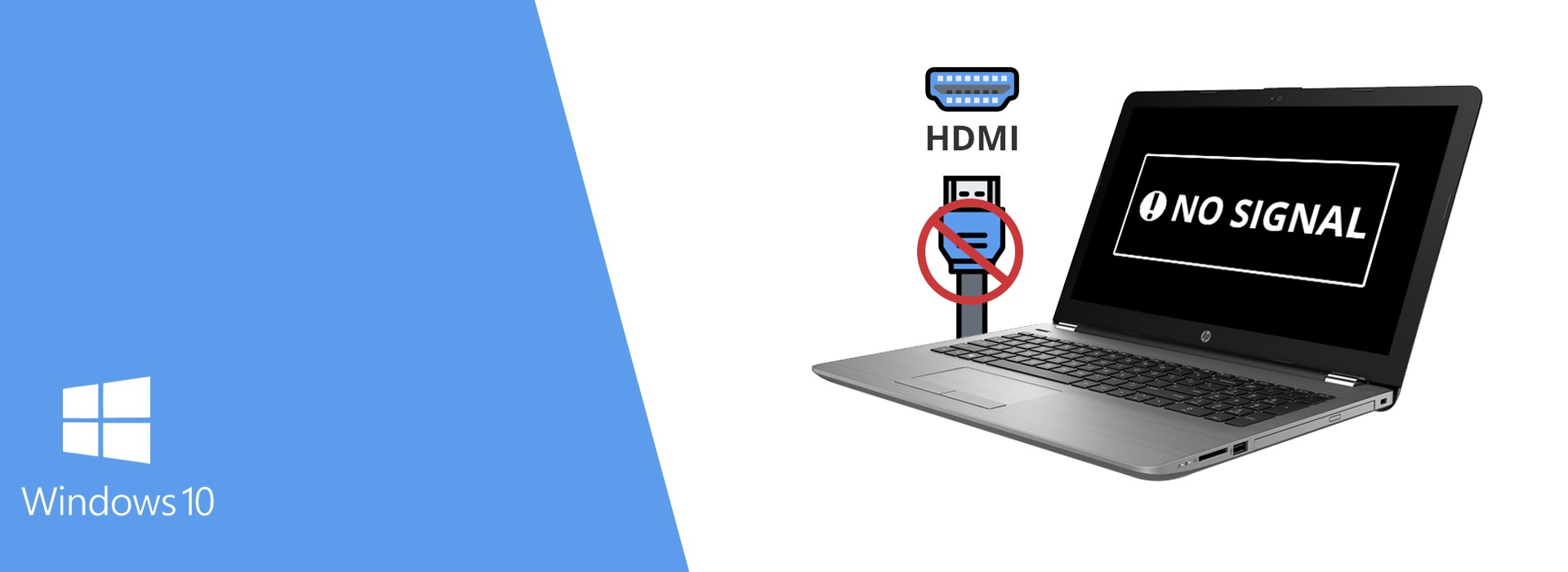 fix windows 10 not detecting hdmi tv issue driver easy fix windows 10 not detecting hdmi tv