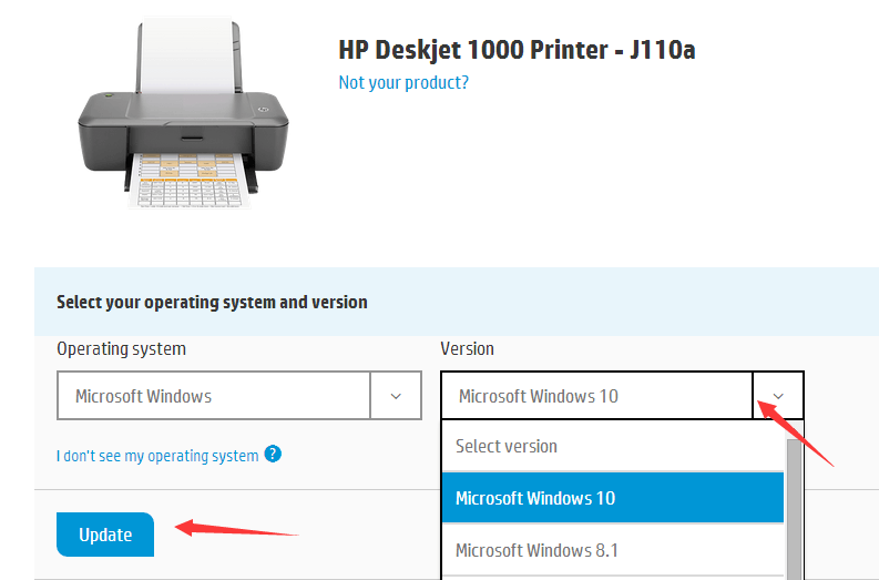 Hp deskjet ink advantage 2520hc driver download | driver printer.