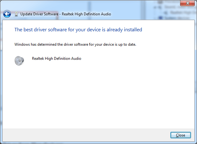 ses driver güncelleme windows 8