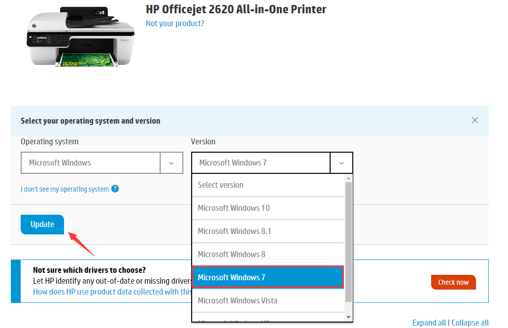 How to Download HP Drivers for Windows 7 - Driver Easy