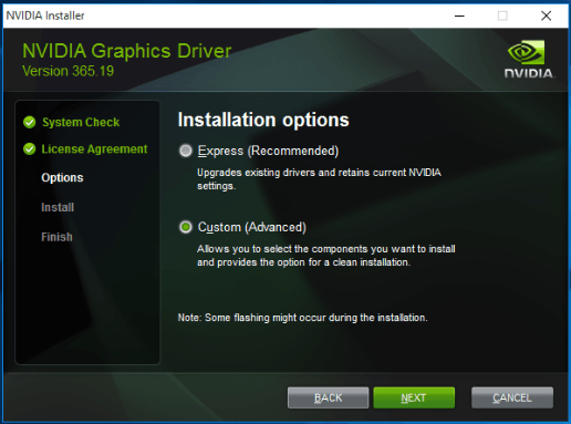 Windows 10 nvidia 6xxx, 7xxx series geforce, nforce, go driver.