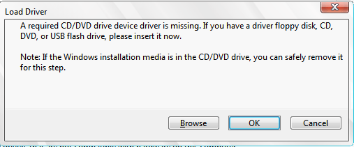 A required CD/DVD drive device driver is missing [Solved] - Driver Easy