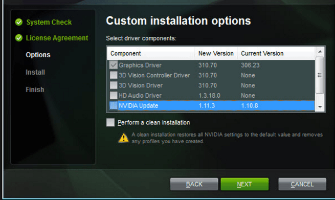 Nvidia driver windows vista 32 bit download.