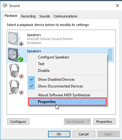 smartaudio windows 10