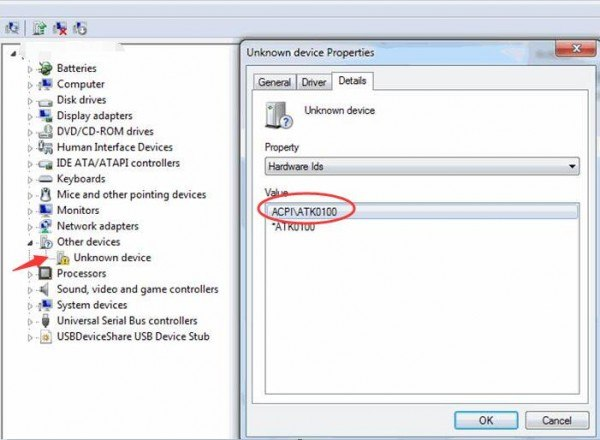 ASUS N61JQ ATK ACPI DRIVERS FOR WINDOWS 7