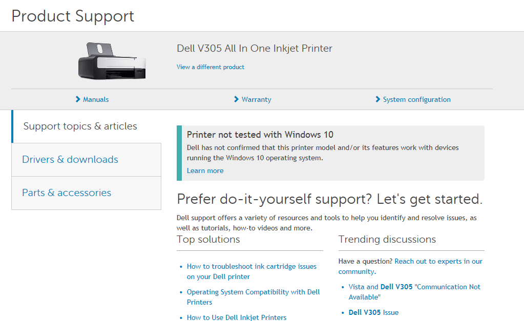 DELL V305 SETUP DRIVERS FOR WINDOWS MAC