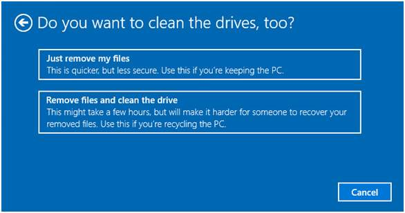 how to do a clean install of windows 10 lifehacker