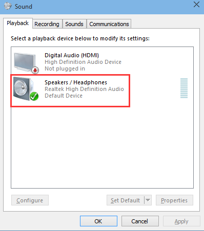 Speakders/Headphones