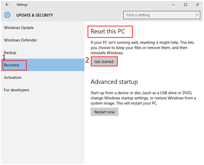 how to do a windows 10 clean boot