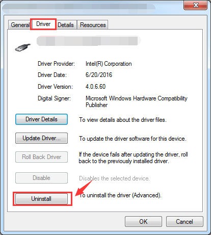 How to Fix USB Device Not Recognized Error in Windows 7/ 8