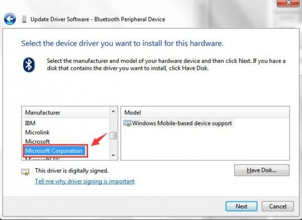 driver software for bluetooth peripheral device free download