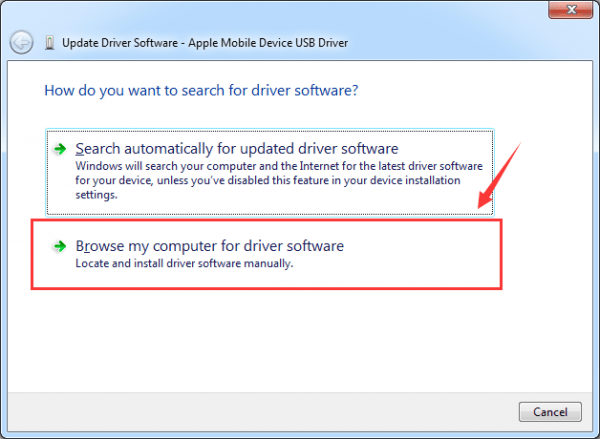 iphone 5c drivers windows 7