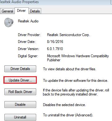 headphones drivers for windows 8.1