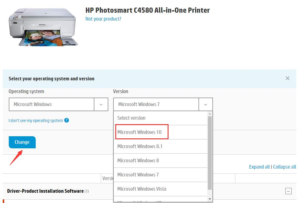 Fix HP Photosmart Printer Driver Issues for windows 10