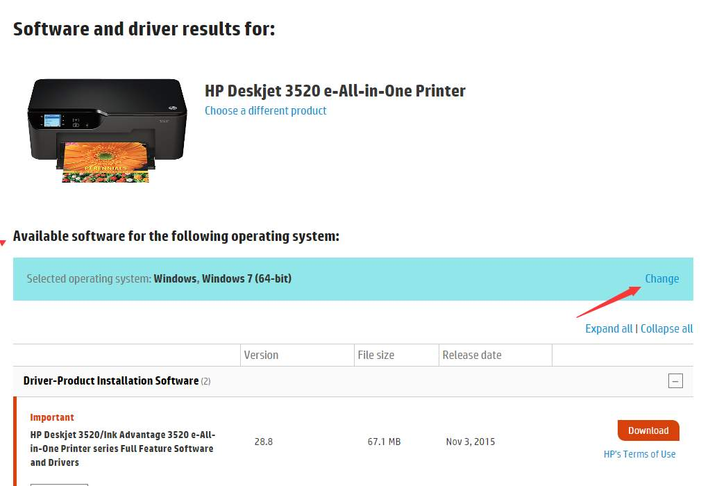 Hp Deskjet 3520 Driver Download Driver Easy