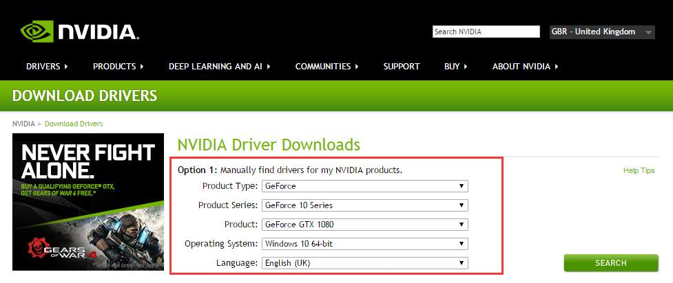 Nvidia Driver Takes Forever To Download