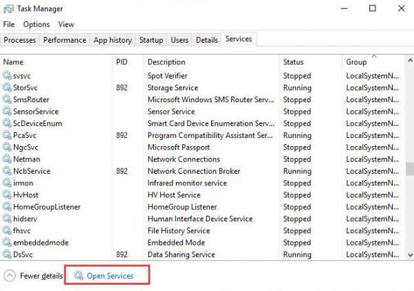 service host cryptographic services windows 10 high disk usage