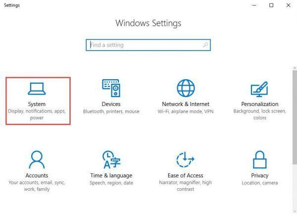 windows 10 not open settings