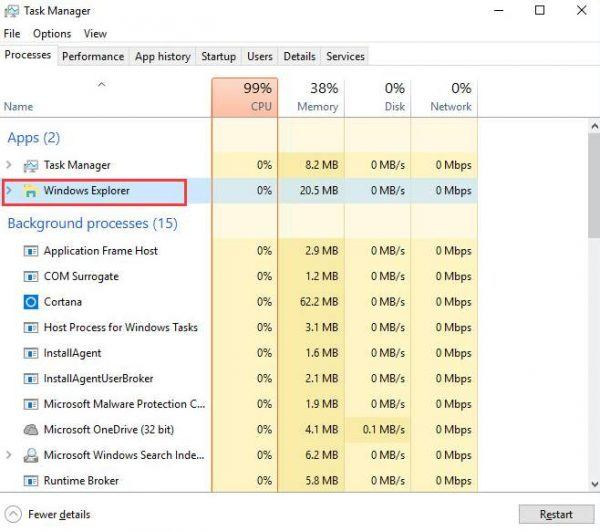 File Explorer Not Responding in Windows 10 [Solved] - Driver Easy