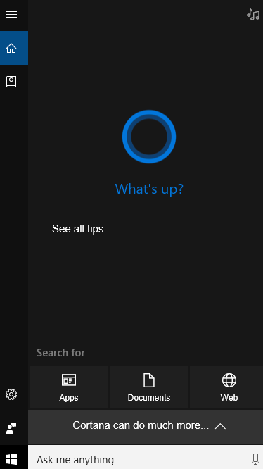 how to stop cortana from popping up in windows 10