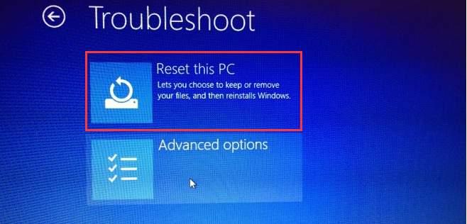built in webcam not working windows 8.1