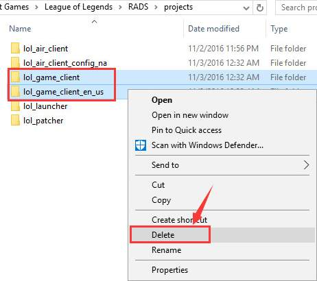 An Unknown Direct X error has occurred on League of Legends [Solved