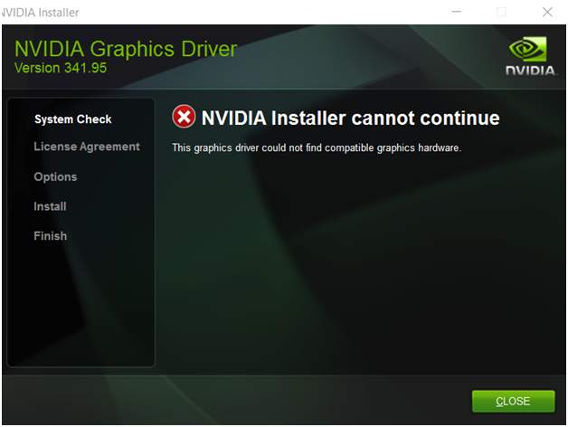 nvidia gts 450 driver windows 10 64 bit