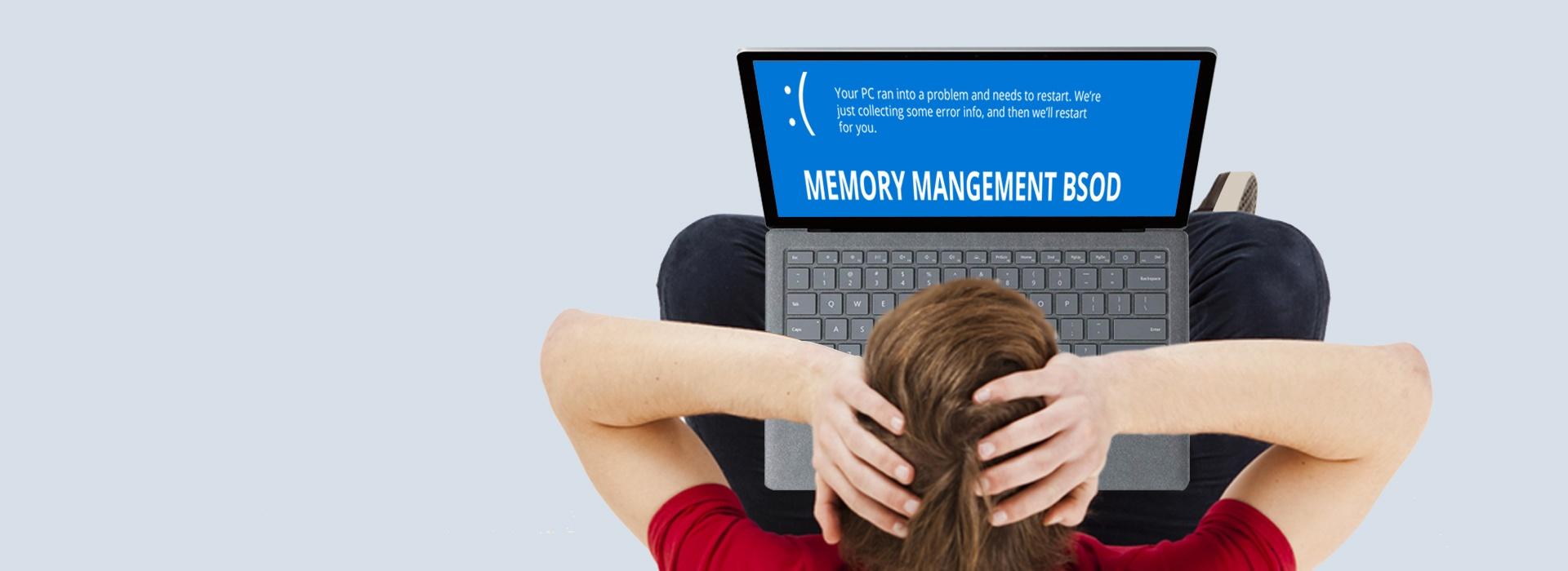 windows.com/stopcode memory management