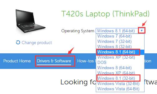 ThinkPad T420s Drivers Download & Update For Windows 10