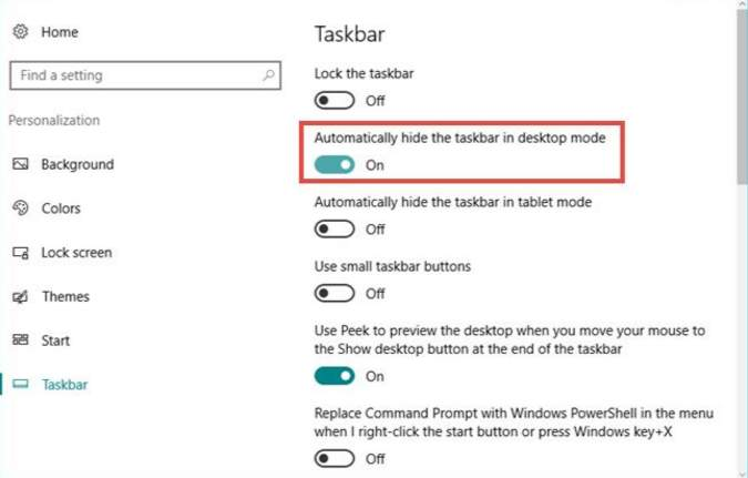 Windows 10 Taskbar Not Hiding [Solved] - Driver Easy