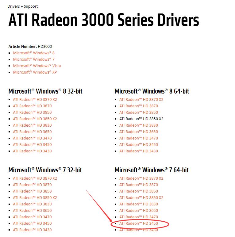 Amd Ati Radeon Hd 3450 Driver Download Update Easily Driver Easy