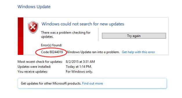 80244019 windows