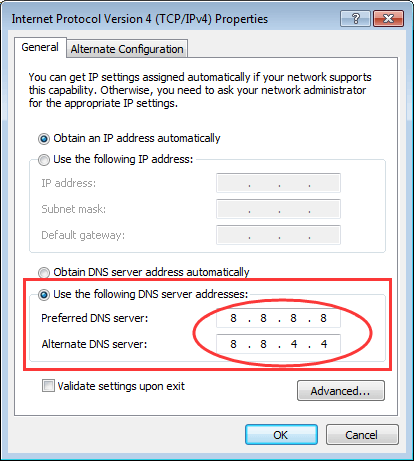 How to Fix DNS_PROBE_FINISHED_BAD_CONFIG Error  Easily! - Driver Easy