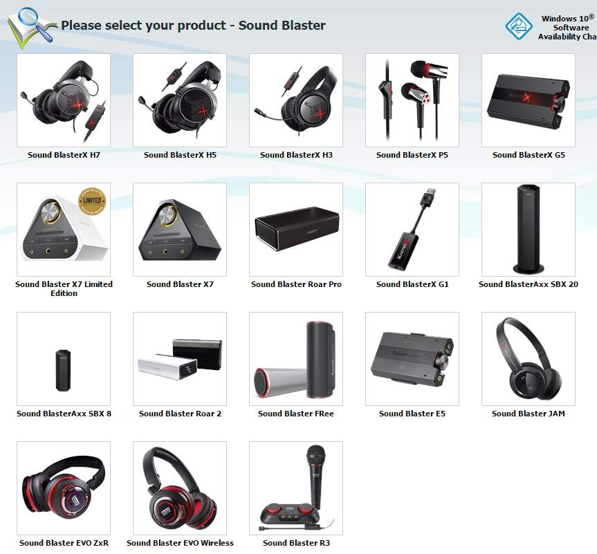 Creative Sound Blaster Drivers Download & Update for Windows