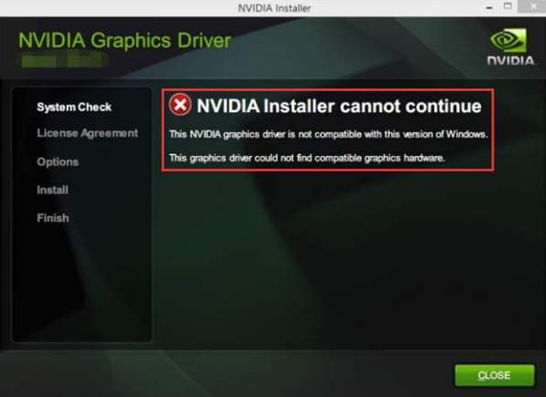 Fix GeForce GTX 1070 Driver Issue on Windows 10 [Solved