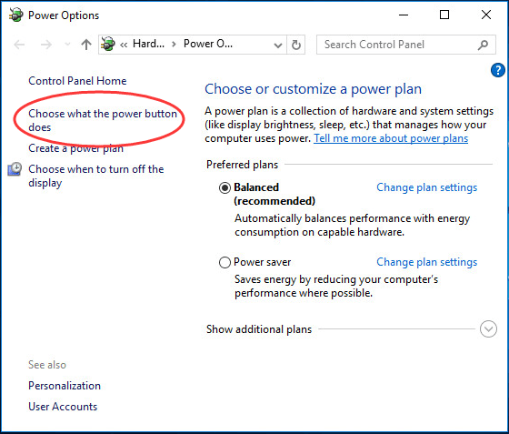 how to decrease boot up time in windows 10
