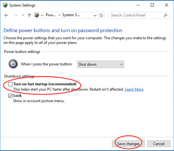 computer keeps freezing on startup windows 10