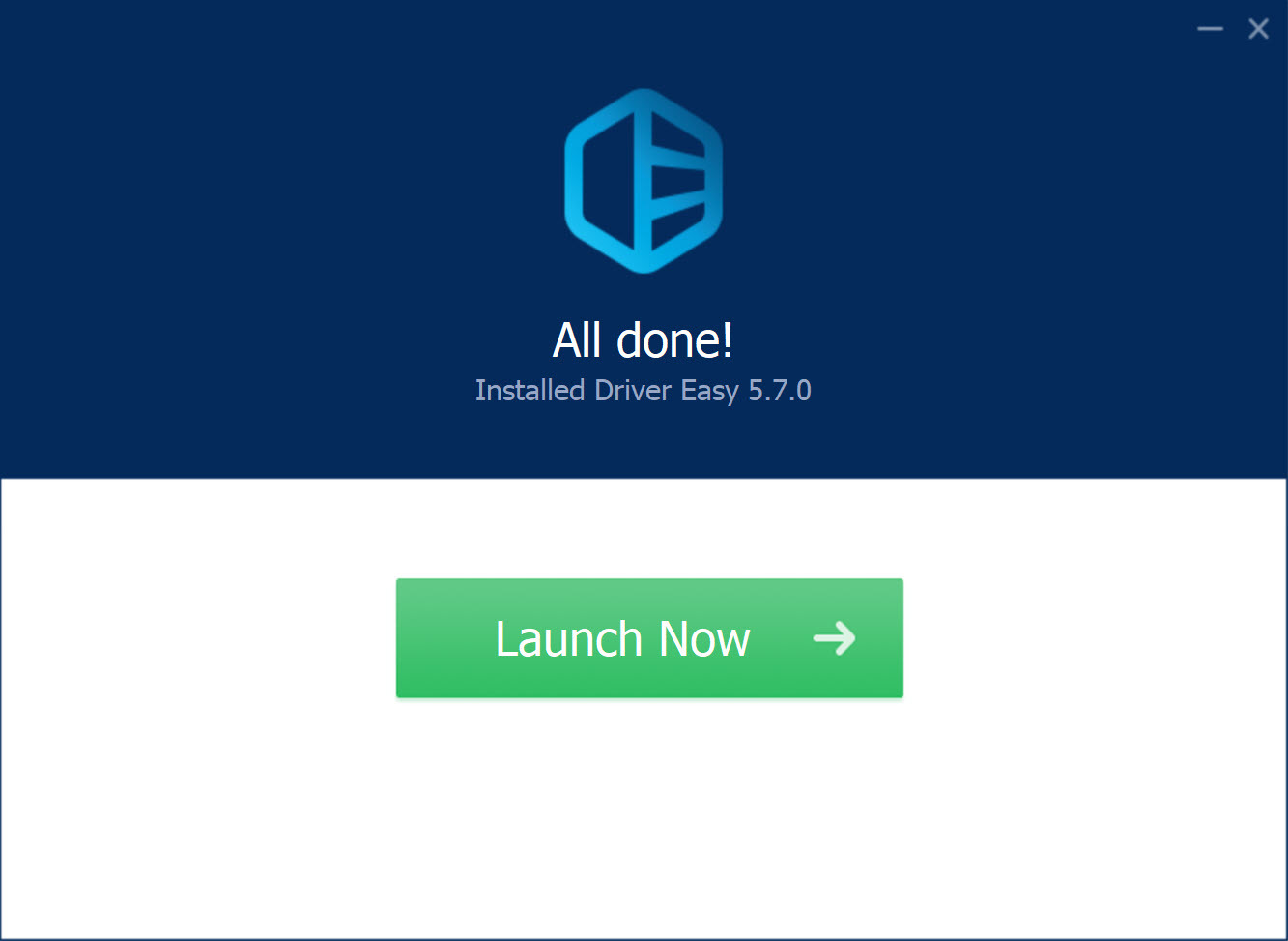 Driver Easy Launch Now