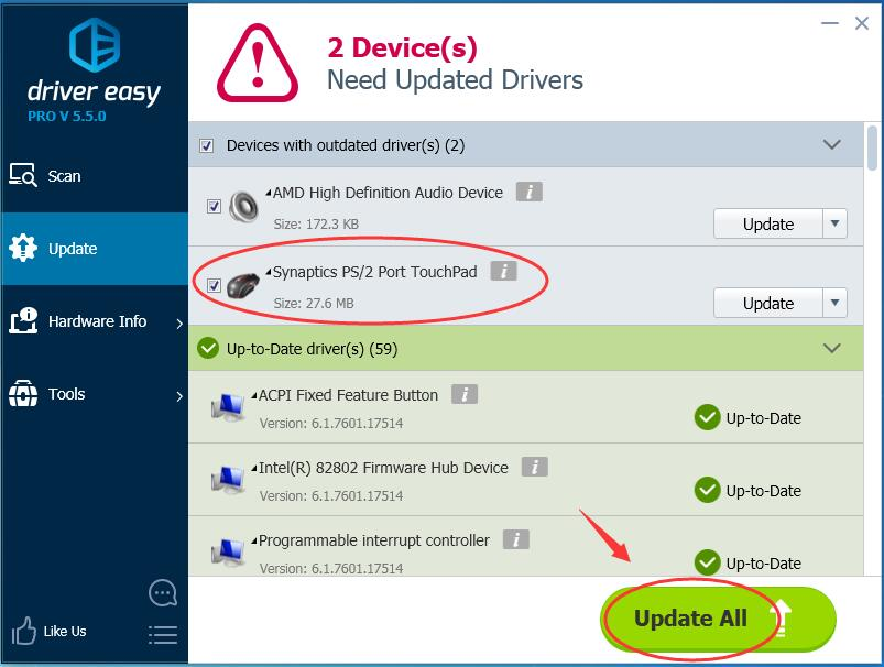 ASUS Touchpad Driver Download for Windows 10 Quickly & Easily