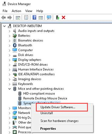 ASUS HID-COMPLIANT MOUSE WINDOWS 10 DRIVER