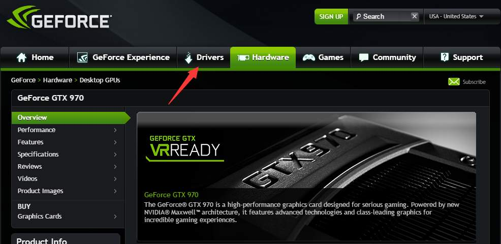 nvidia geforce drivers windows 7 64 bit
