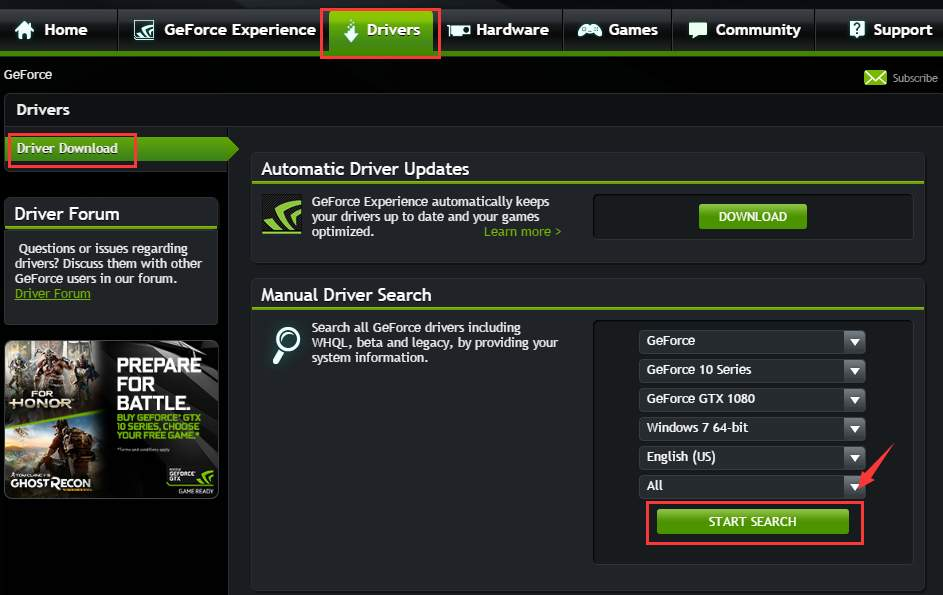GeForce Experience Game cannot be optimized [Solved] - Driver Easy