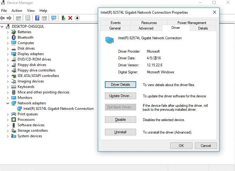 Intel makes available ethernet connections cd 19. 1 – download now.