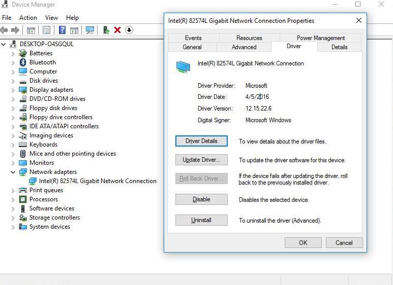 intel gigabit 82566dc drivers