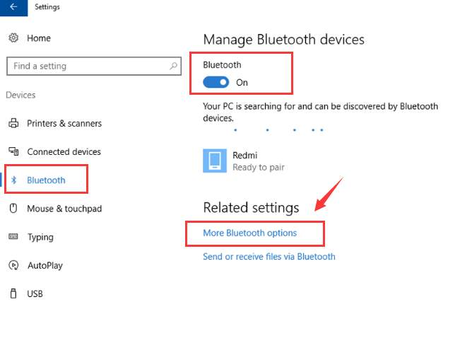 how to connect laptop to bluetooth speaker windows 10