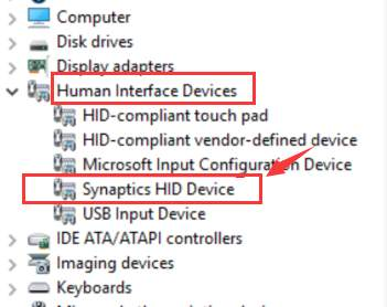 SYNAPSE POINTING DEVICE DRIVERS FOR WINDOWS MAC