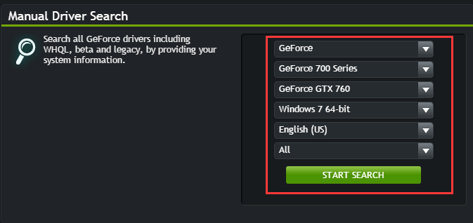 Nvidia GTX 760 Drivers Update Easily - Driver Easy