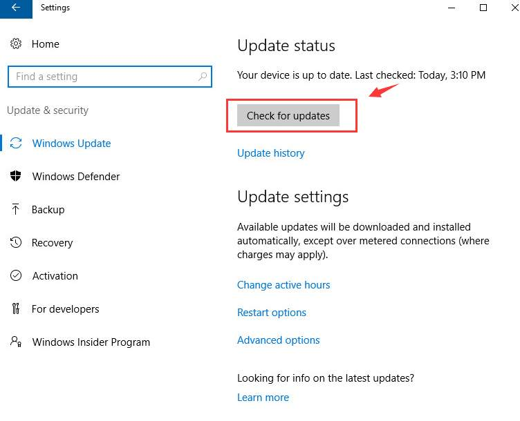 Windows Hello isn't available on this device on Windows 10 [Solved