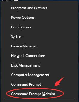Configuration system failed to initialize on Windows 10