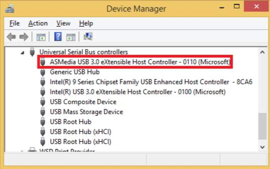 ASUS H81T ASMedia/Intel USB 3.0 Driver for Windows Download